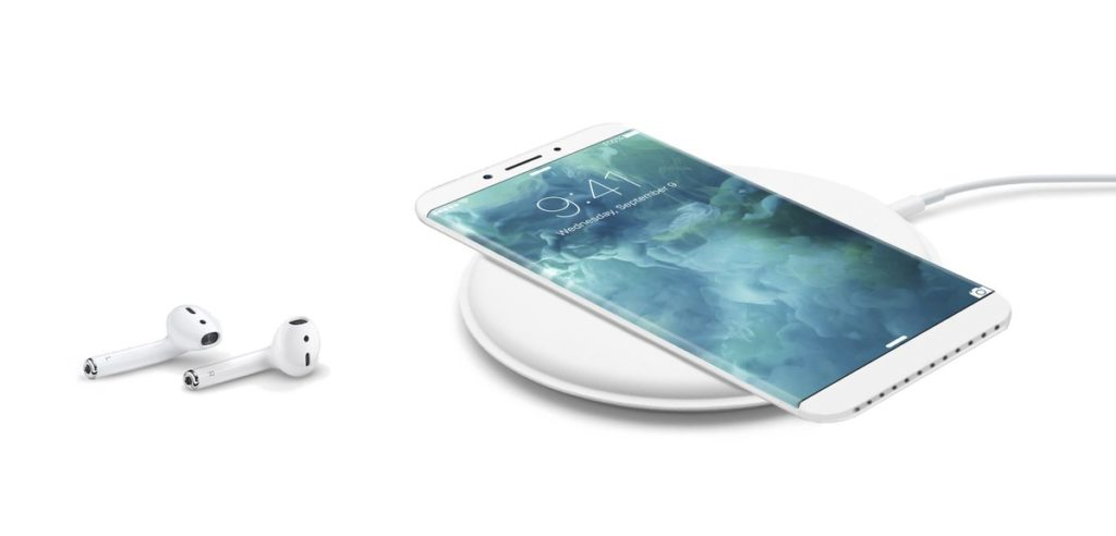 wireless charging iphn x